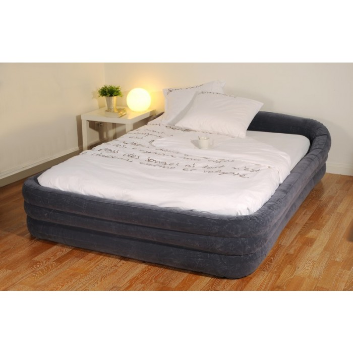 lit articul lectrique 2 personnes matelas sommier 140 x. Black Bedroom Furniture Sets. Home Design Ideas