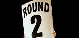 Round 2 matelas Intex Aerobed